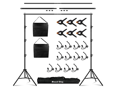 MOUNTDOG Backdrop Stand