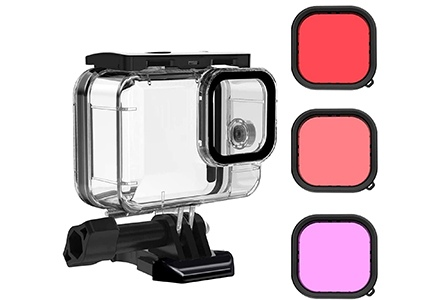 MOUNTDOG Waterproof Case for GoPro 9