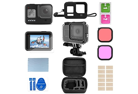 gopro hero 8 accessories